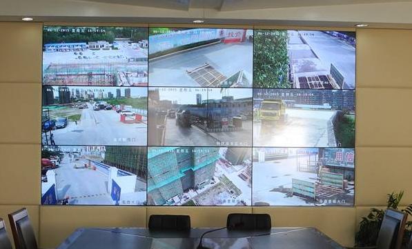 北海建筑工地监控系统安装